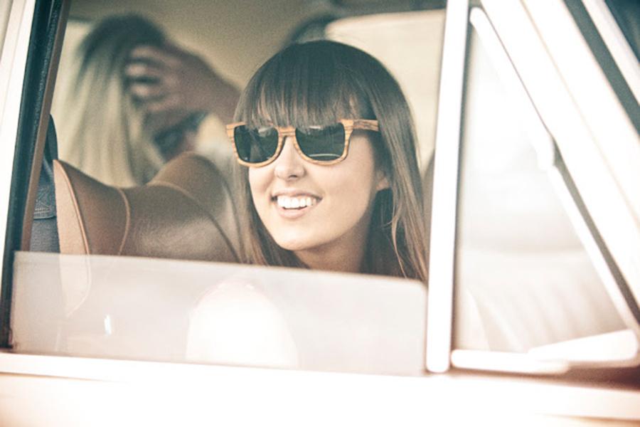 Shwood Lookbook – Wooden Sunglasses