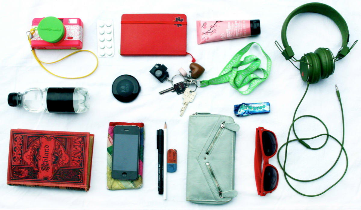 what´s in my bag…