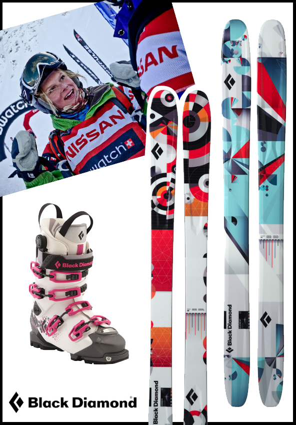 Black Diamond Skis 2011