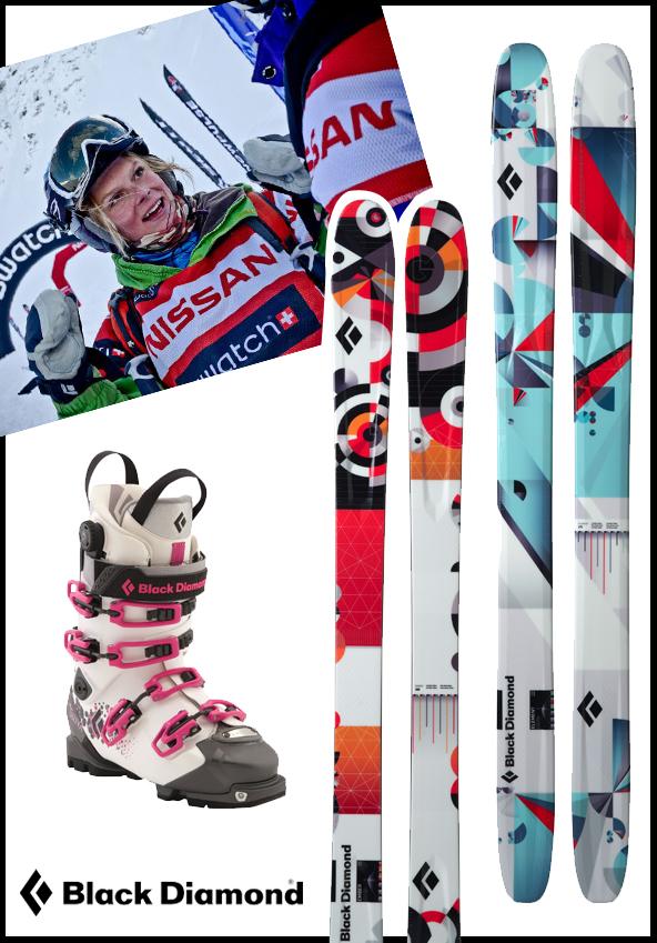 Black Diamond Skis 2011