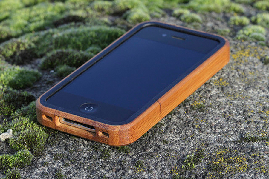 Grove – bamboo cases