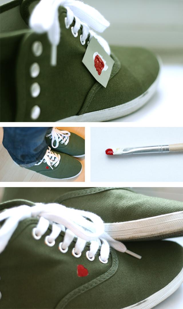 Pimp my shoes…