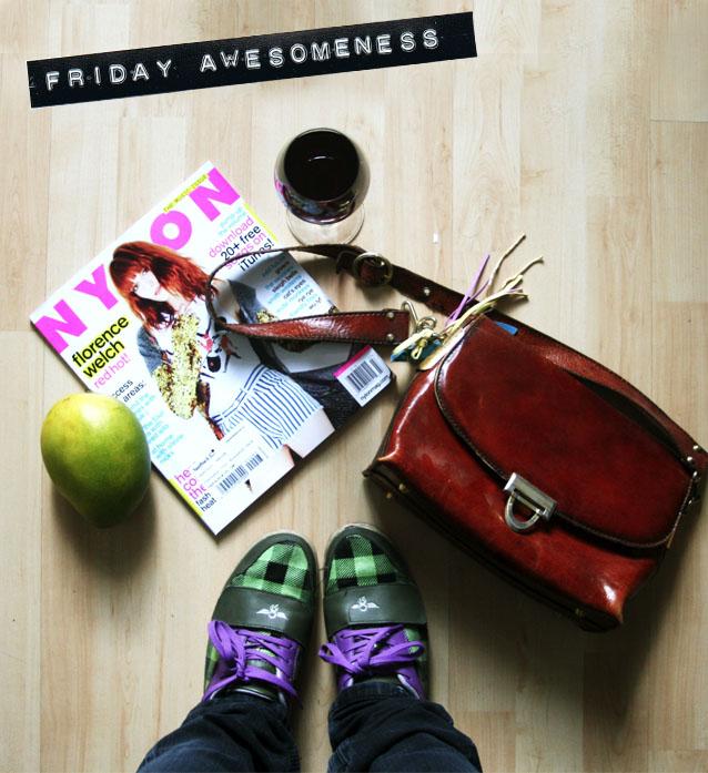Friday Awesomeness