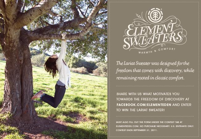 Element Eden ♥ Contest