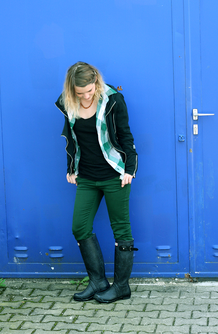WHAT I WEAR – Hunter Boots