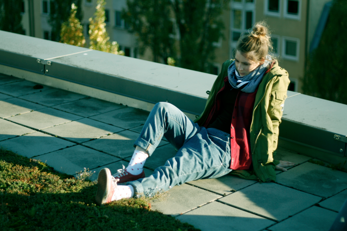 WHAT I WEAR – On the rooftop with Nikita