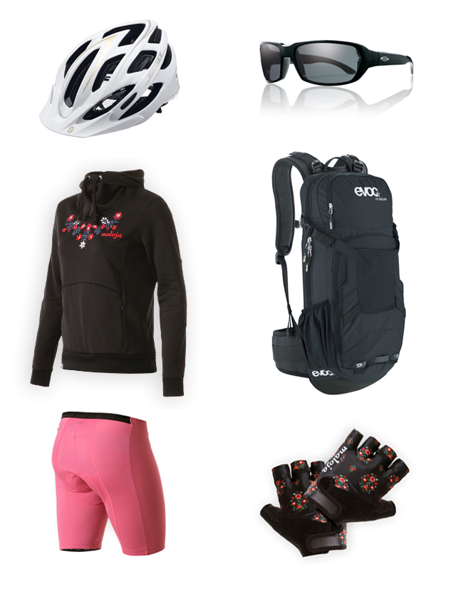 Perfect Bike Outfit