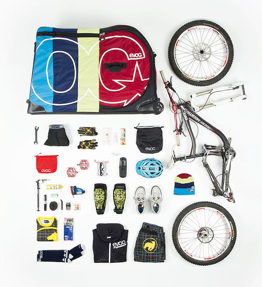 Evoc – Neatly Organized