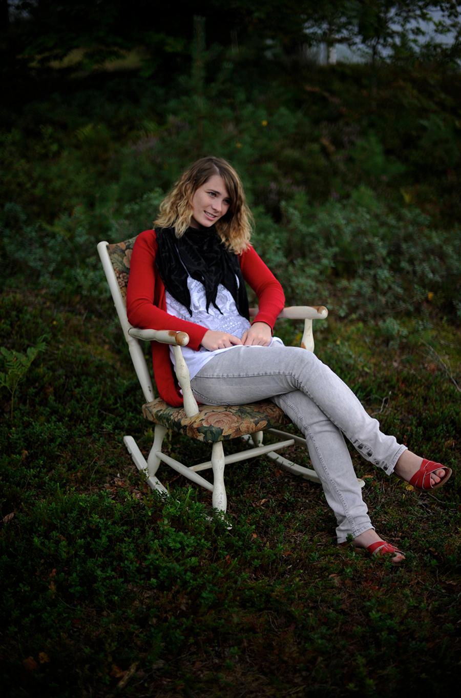 The Swedish Rocking Chair
