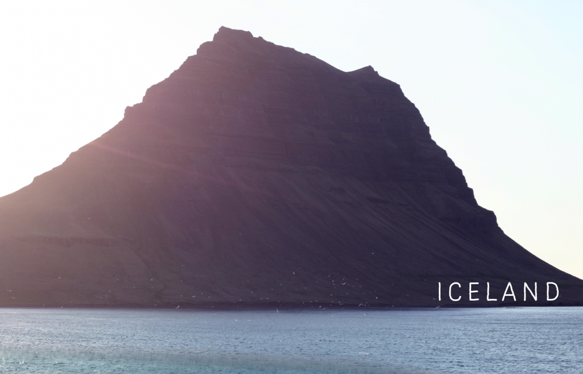 Roadtripping Iceland