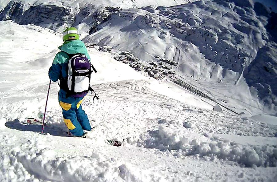 I love skiing. So bad.