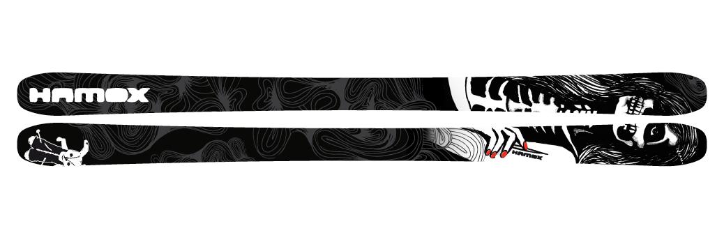 Hamox Ski Design Contest