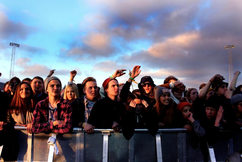 Secret Solstice in Reykjavik Iceland 2014