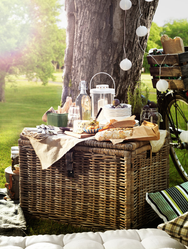 Here Is Some Really Nice DIY Inspiration Via IKEA. So Get Inspired And Have  A Garden Party Asap!