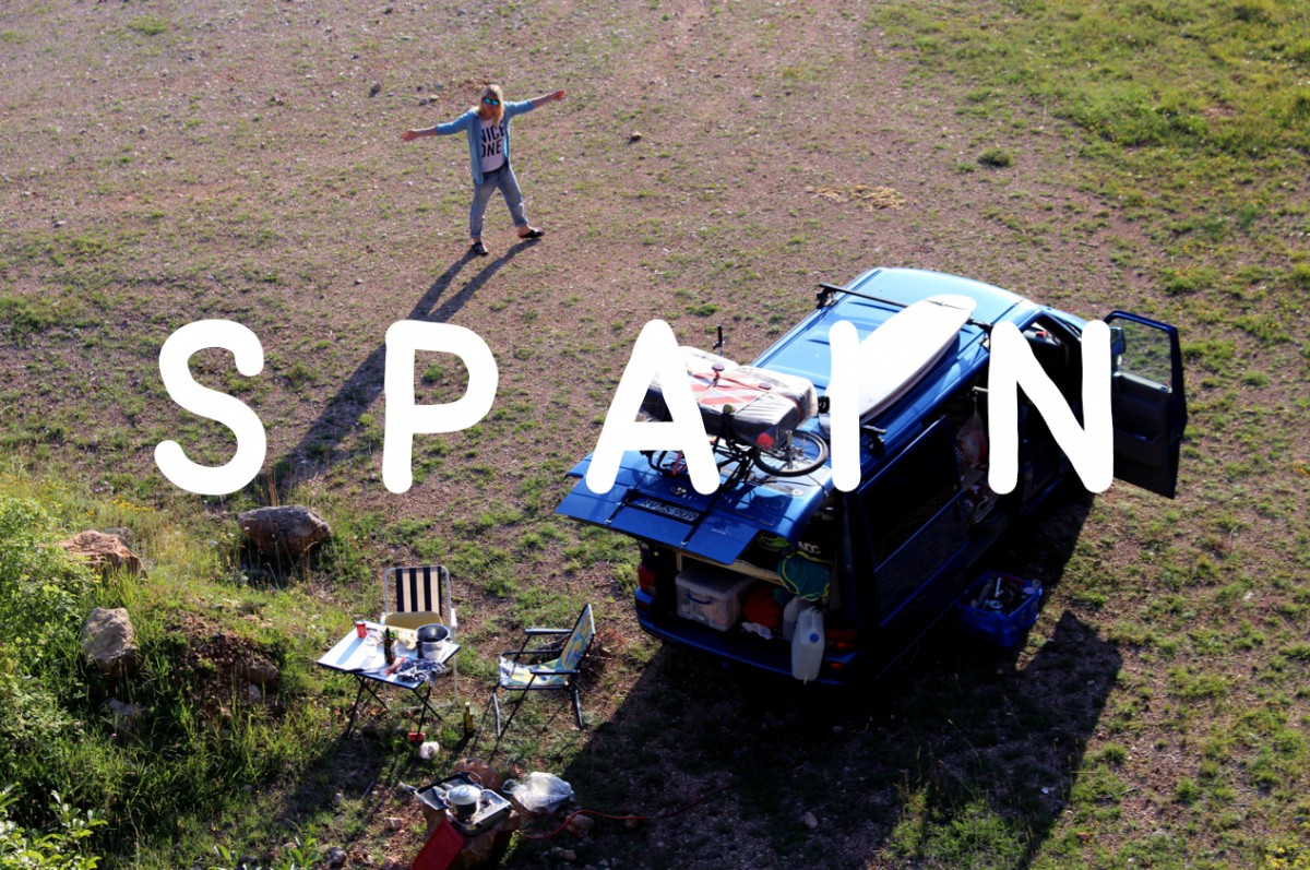One Month Road-Trip: SPAIN