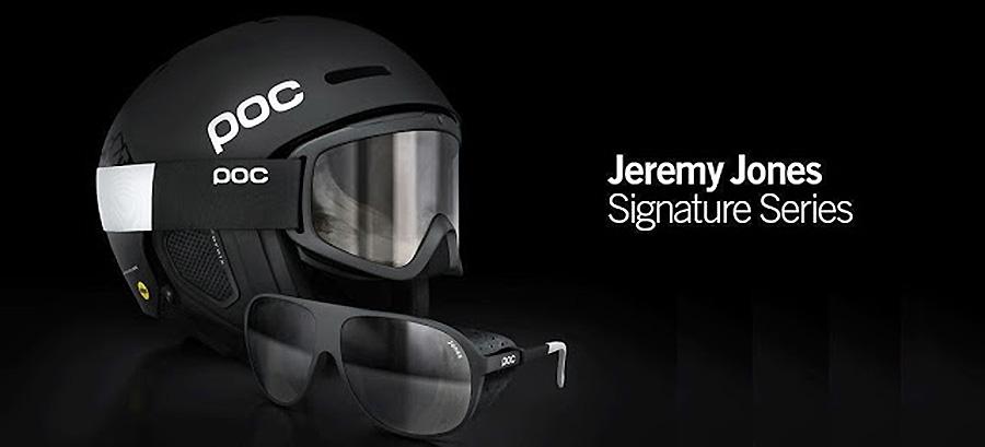 Poc X Jeremy Jones