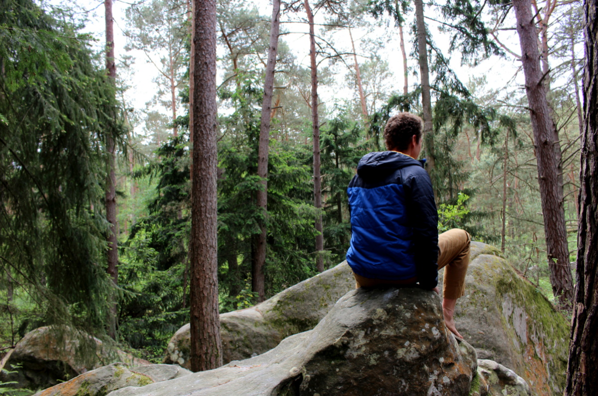 WHAT WE WEAR – Bouldering with Craghoppers