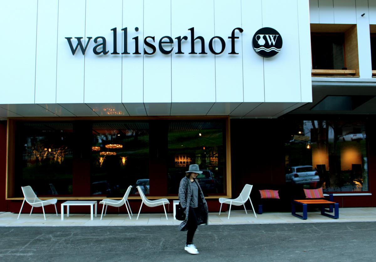 A STAY AT WALLISERHOF