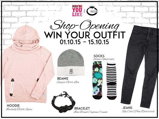 BLUE TOMATO BREGENZ – Win your outfit!