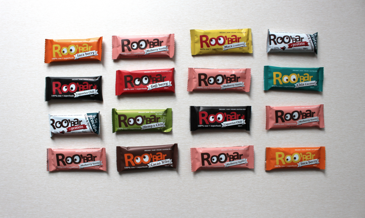 YUMMY ROO'BAR