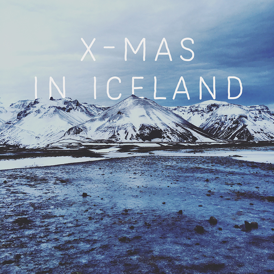 CHRISTMAS IN ICELAND