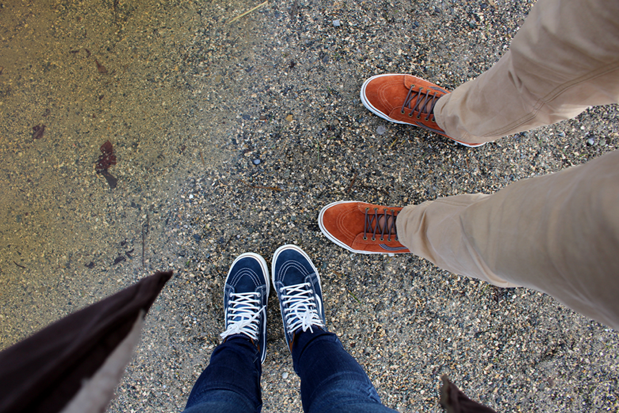 WHAT I WEAR – Vans Mountain Edition with Blue Tomato