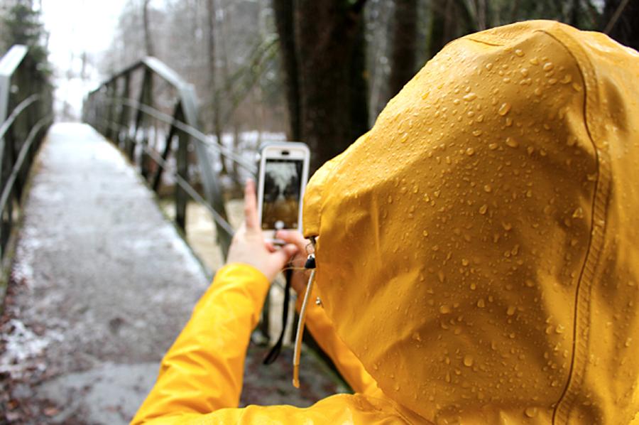 The Catalyst Case – Waterproof & still full functional!