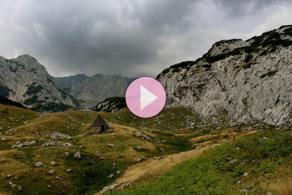 Road-Trip through Montenegro Video