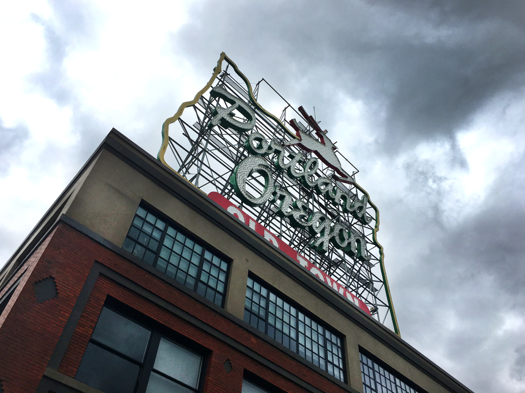 Portland – Beer & Awesome Shops