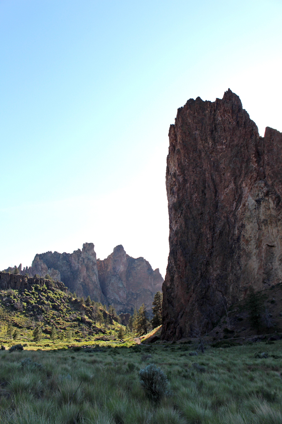 Bend & Smith Rocks in Oregon