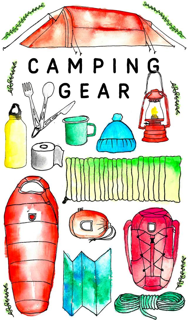 Perfect Camping Gear
