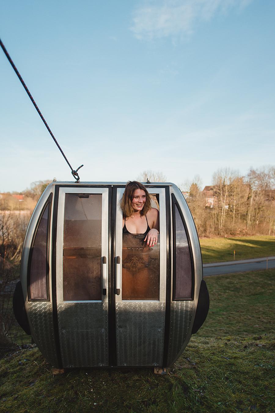The Saunagondel