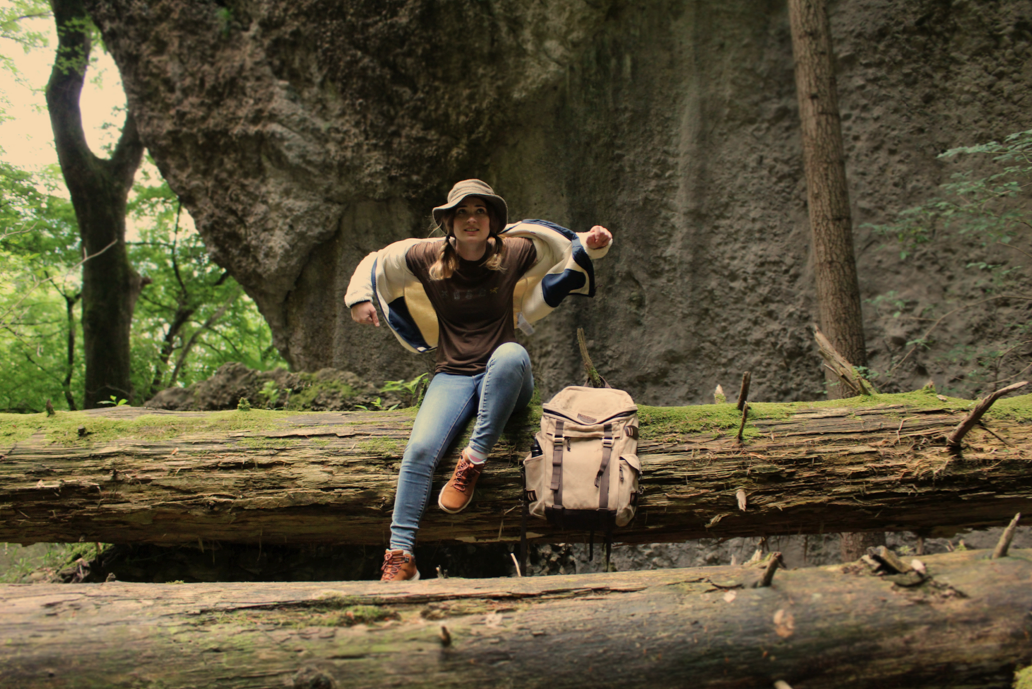 What I wear – Into the woods with Burton
