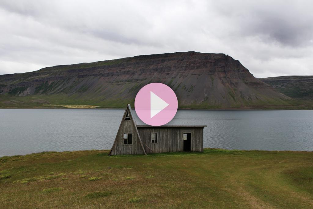 Iceland – Vestfirðir Video