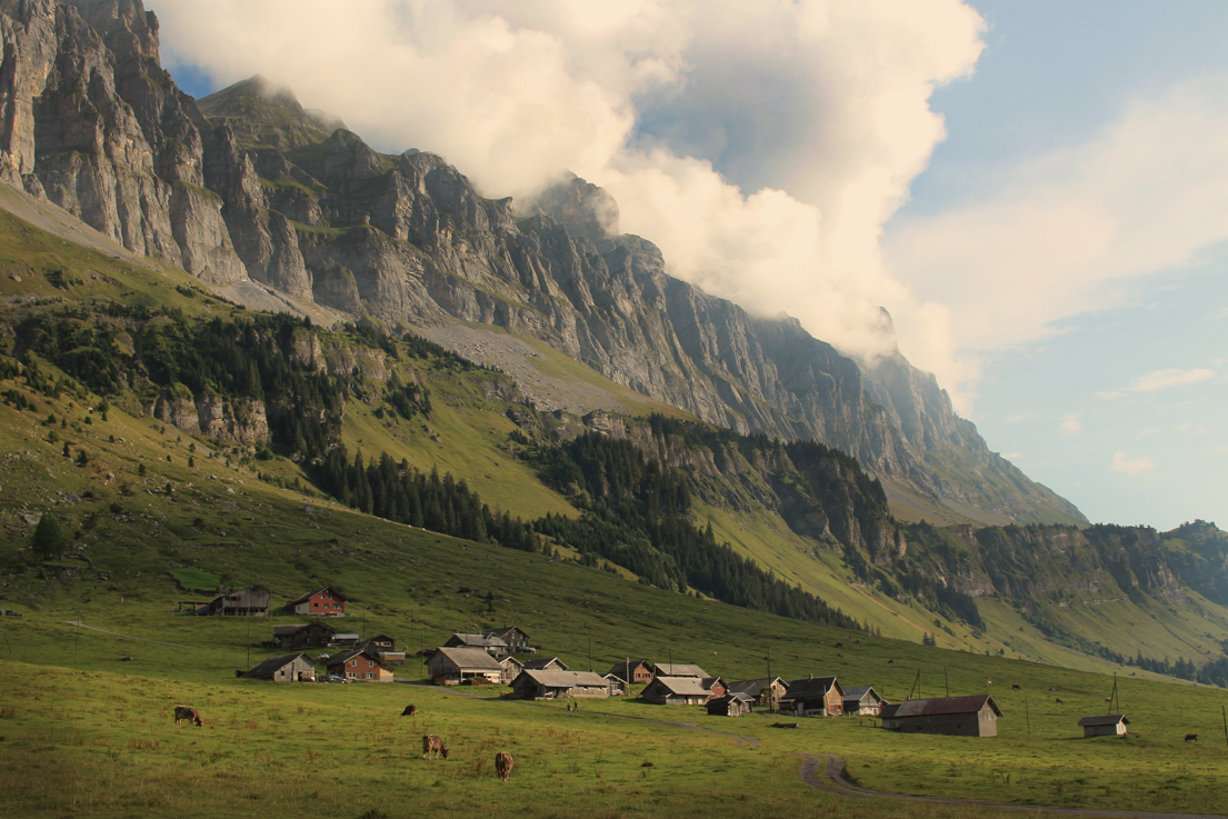 Wild Camping & Climbing – Klausenpass in Switzerland