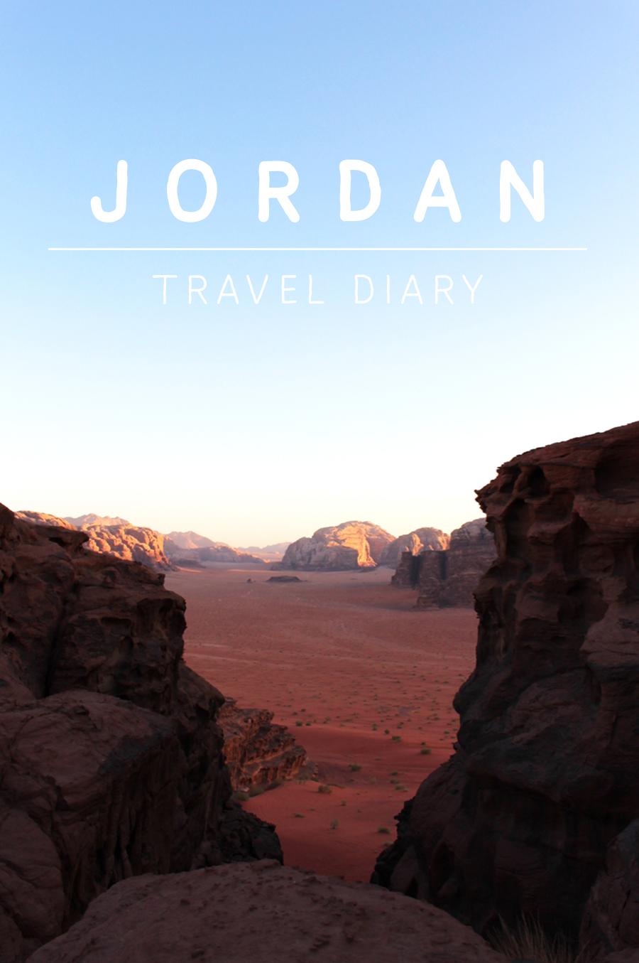 Travel Diary – 2 Weeks in Jordan
