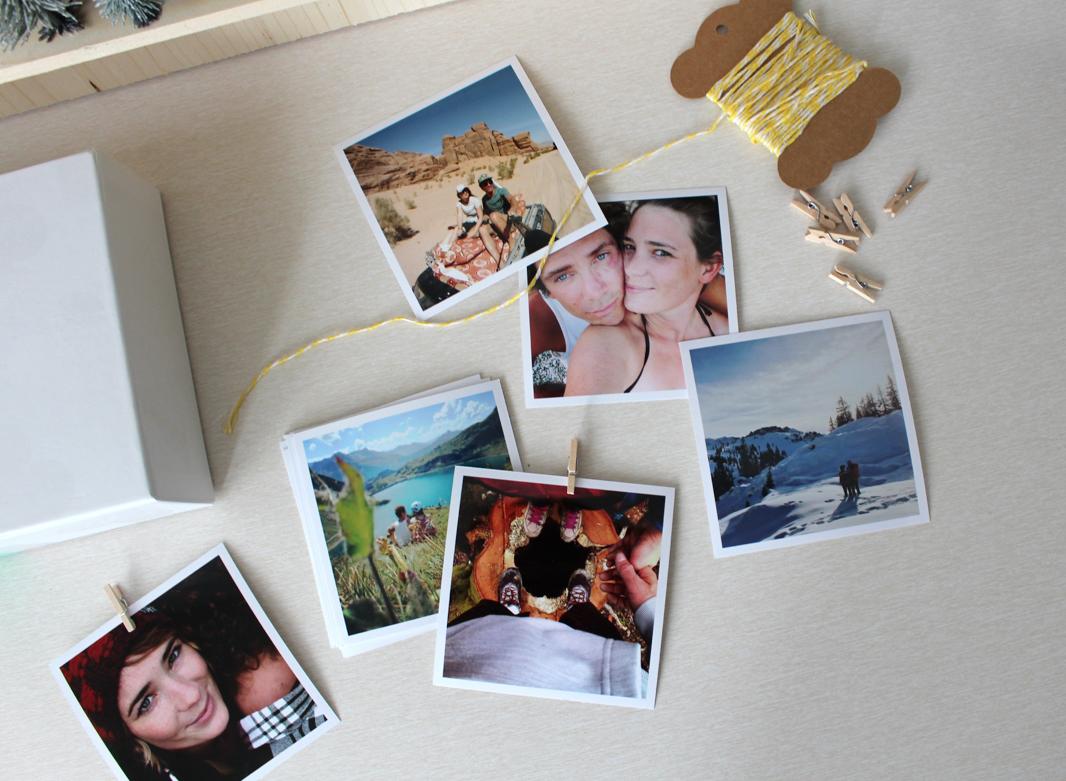 DIY Photo Board with Cheerz & Noch