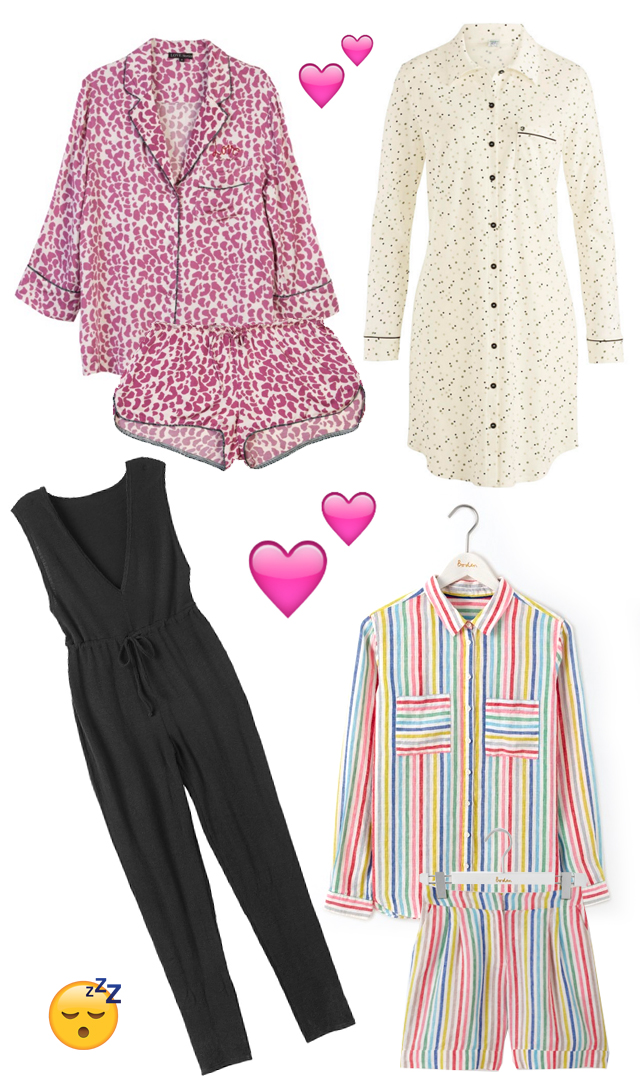 Pyjamas, Lounge or Sleep wear