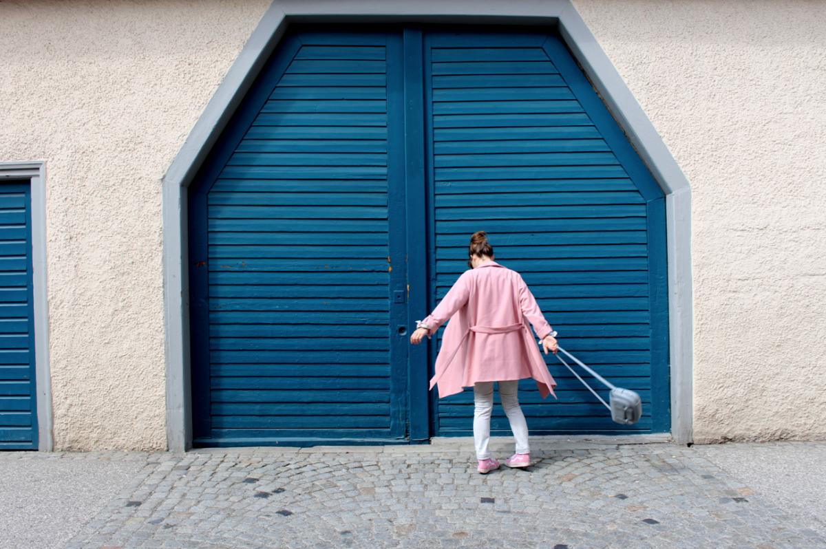 What I wear – Spring , Stripes & Rosé