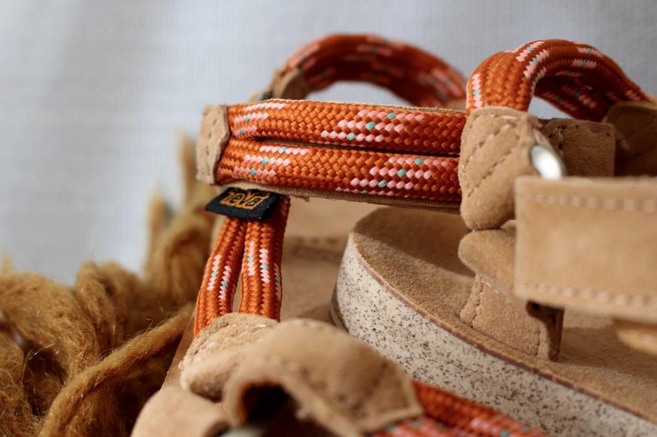 Teva Rope Sandals & Book Inspirations