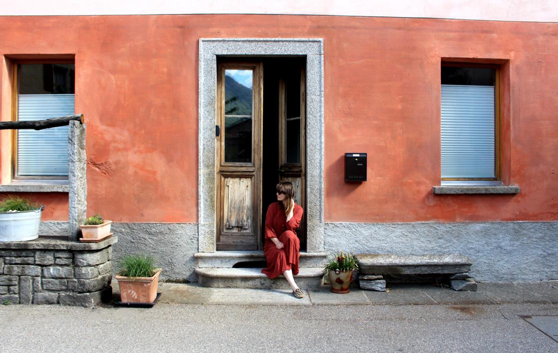 What I wear – Maxidress & Italian feeling