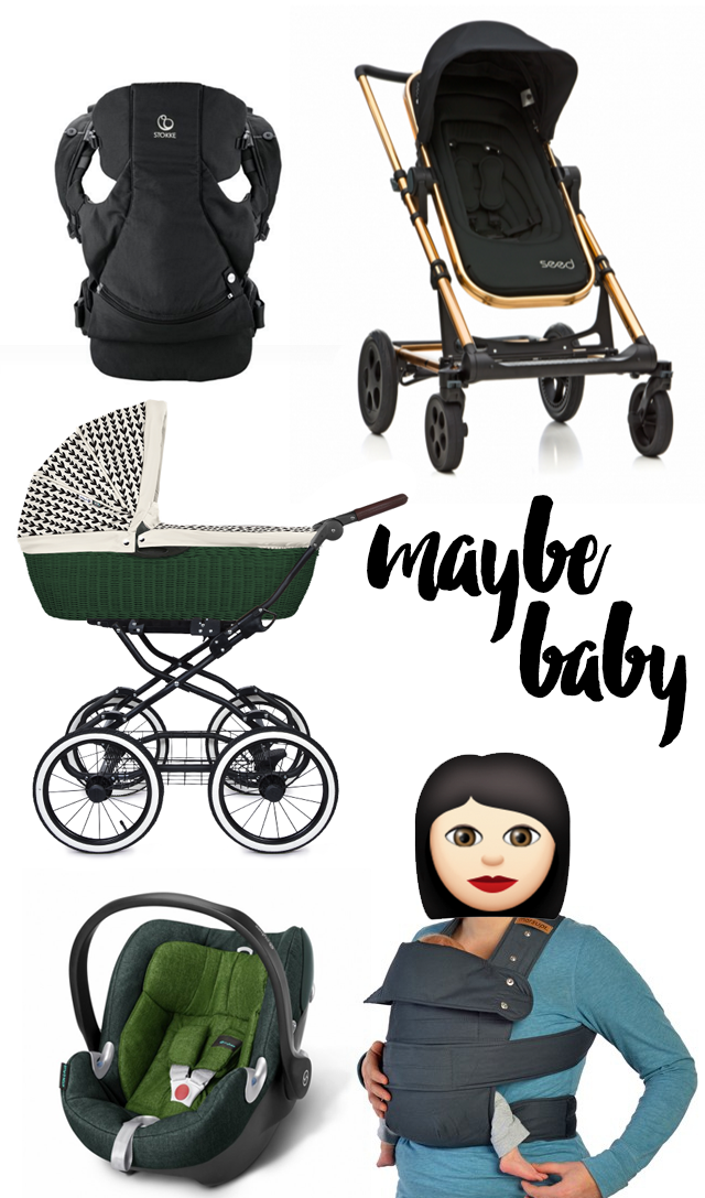 How to get around with a Baby