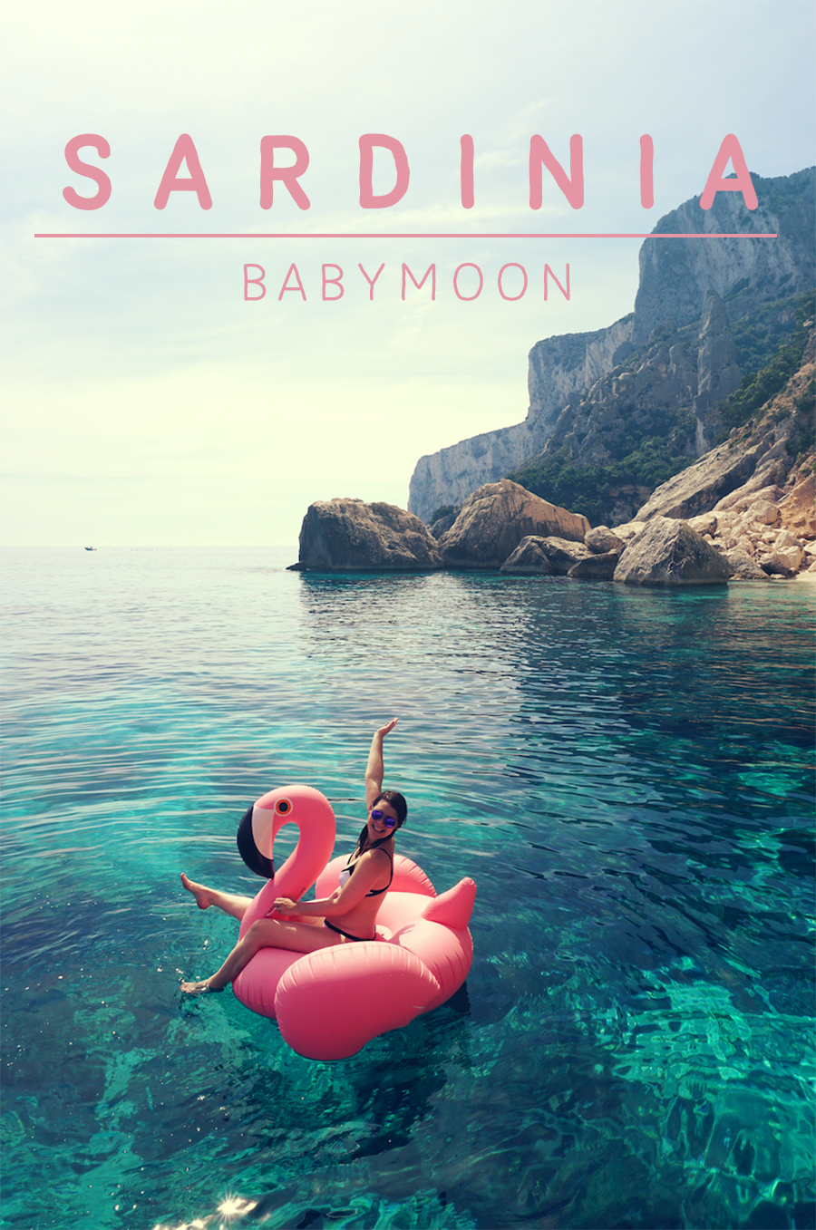Babymoon Sardinia