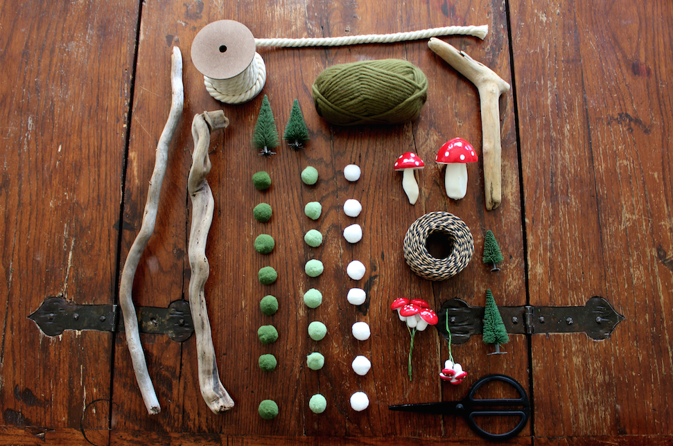 DIY – The Forest Mobile