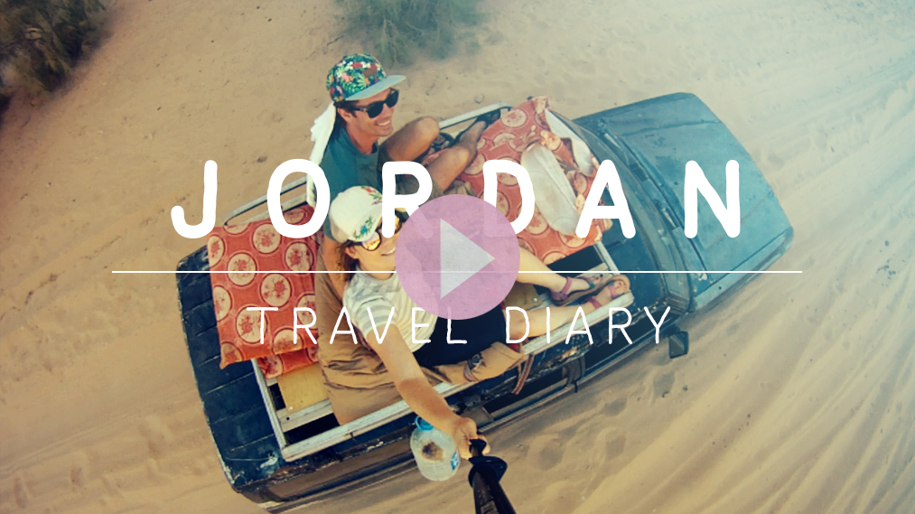 Jordan Travel Diary – Movie