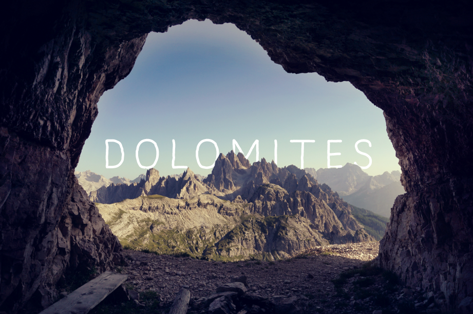 One Week through the Dolomites