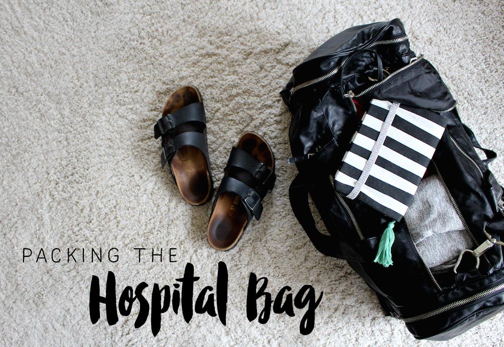 Hospital Bag – what should I pack?