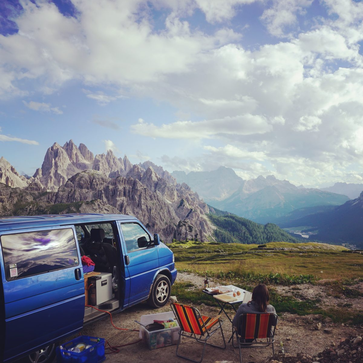 We're back from the Dolomites!