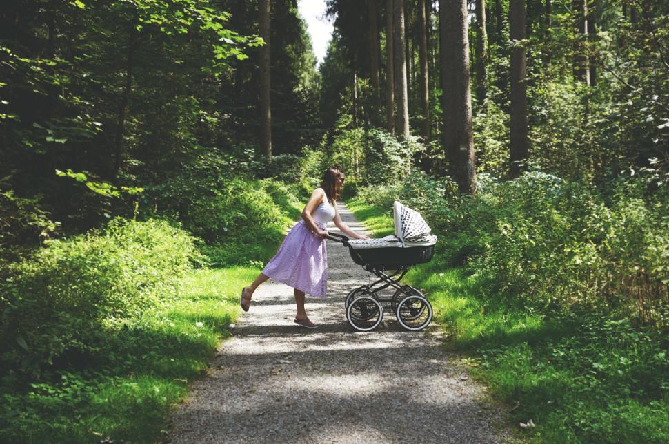 AngelCab – A Vintage inspired Stroller
