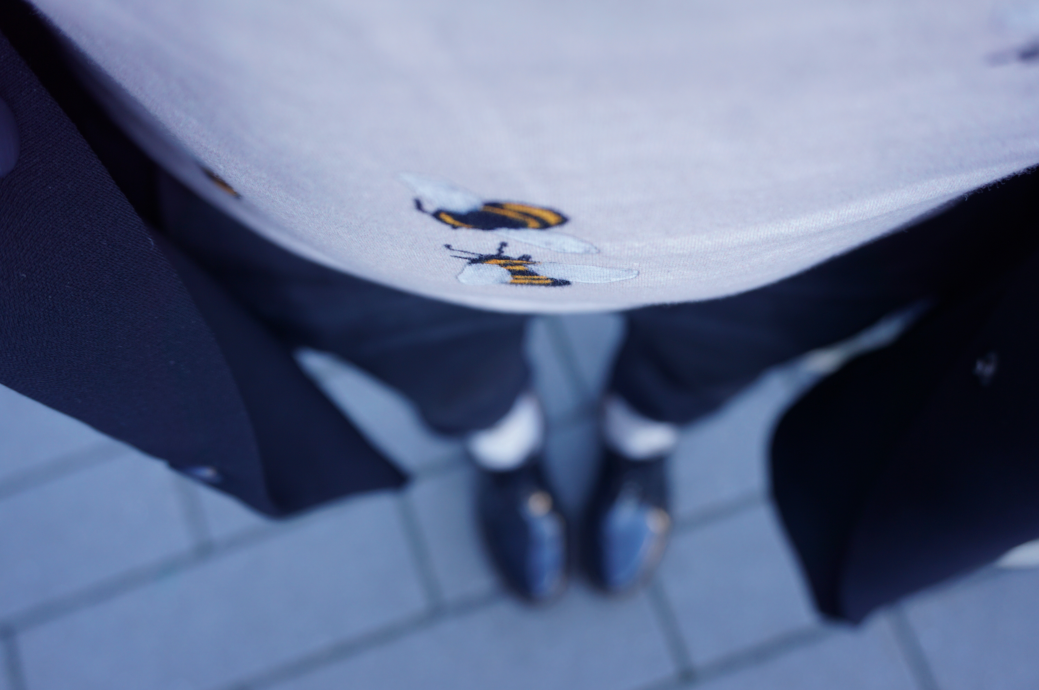 What I wear – Bees with Stine Goya